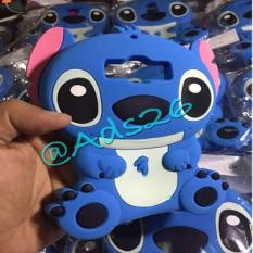 Case 4D Stitch Samsung Galaxy J1 Ace / New /Karakter/Soft/Silikon