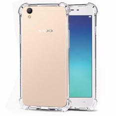 Case Anti Shock / Anti Crack Elegant Softcase for Oppo Neo 9 / Oppo A37 - White Clear