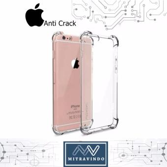 Case Anti Shock / Anti Crack for iPhone 6 / 6S - Clear