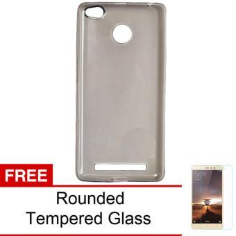 Case For Xiaomi Redmi 3S / Redmi 3 Pro Ultrahin Air Case Series -Abu Clear