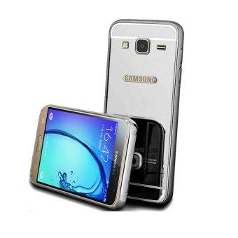 Casing Samsung Galaxy J1 J100 Casing Bumper Mirror Gold Referensi Source · Case Metal Samsung Galaxy