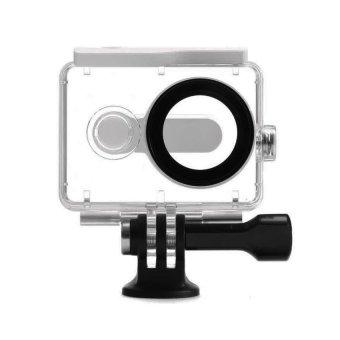 Case Underwater Waterproof For Xiaomi Yi Sports Camera Anti Blur IPX6.40m - Putih