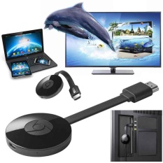 Chromecast 2 Digital HDMI Media Video Streamer Black HDMI/USB Chromecast HDMI 2 Digital - intl