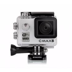 Cognos Orion Action Camera Full HD 1080P WIFI 12 MP - Silver