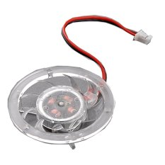 Cyber 1pcs 48mm Mini For Computer PC VGA Video Card Cooler 2 Pins Round Cooling Fan