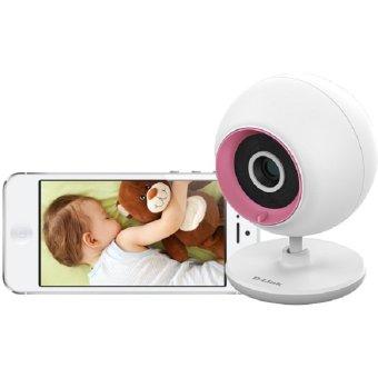 D-Link JR DCS-700L Wi-Fi Baby Camera WHITE