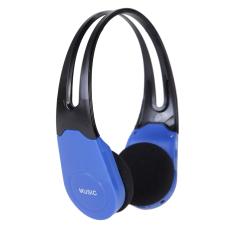 D460 Wireless Bluetooth FM MP3 Earphone Headset Support Micro SD TF Card (Intl)