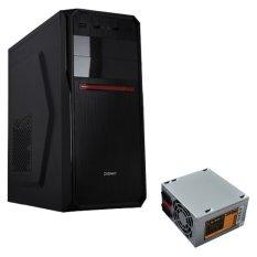 Dazumba Personal Computer Case DE - 262 + Power Supply Dazumba PS - 380W