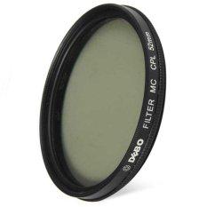 DEBO 52mm Diameter Camera CPL Filter For Photographer Shutterbug