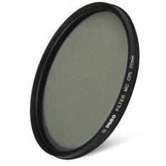 DEBO 77mm Diameter Camera CPL Filter For Photographer Shutterbug (Intl)