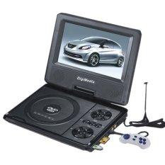 "Digimedia DVD Portable + TV 7"" + Radio DM-738FM"