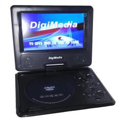 "Digimedia DVD Portable + TV 7"" + Radio DM-738FM"
