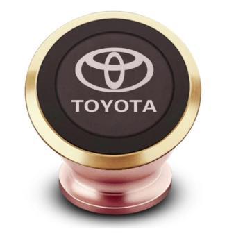 DIGITAL - 360 Degree Magnet Rotating Mobile Phone Sucker Mount Bracket Holder - Toyota