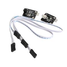 Digital 38KHz Infrared IR Sensor Transmitter Kit For Arduino 2pcs