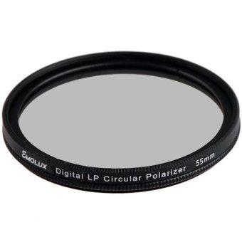 Digital Slim LP CPL 55mm Circular Polarizer Filter For Sony