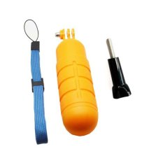 Dolphin Floating Bobber Hand Grip with Screw and Strap - Kuning