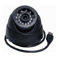Doom Indoor CCTV With MicroSD Slot - Black