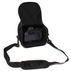 DSLR kamera Digital bahu tas bawaan Case untuk Canon EOS500D 550D (hitam) - International