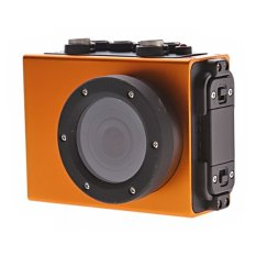 DV F35 Action Sport Cam Camera Orange - Intl