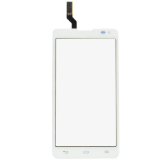 Panel Touch Digitizer Screen For LG Optimus L9 II 2 D605 (White) (Intl)