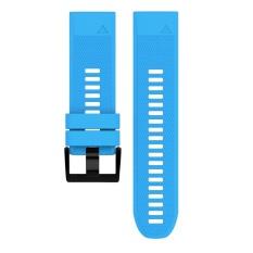 Easyfit Silicone Wrist Band Strap for Garmin Fenix 5X / Garmin Fenix 3/3HR GPS Watch - intl
