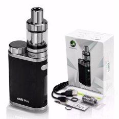 Eleaf iStick Pico 75W Vape Starter Kit + Atomizer Melo III Mini Vapor - Hitam