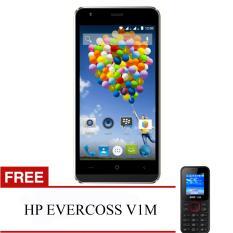 Evercoss A75A Winner Y Ultra - RAM 2GB + FREE HP EVERCOSS V1M