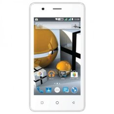 Evercoss Winner T M40 Internal Storage 8GB - koneksi 4G TERMURAH SE INDONESIA - Putih