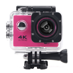F60 Sport Camera 1080P FULL HD Action Camera For Camp Outdoor (Pink) (Intl)