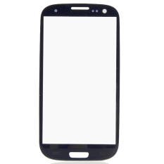 Fancytoy Black Replacement Touch Screen Lens Glass Part For Samsung Galaxy I9300(Blue) - Intl