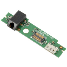 Fancytoy Headphone Charger Port Tail Plug Small Plate Flex Cable For Lenovo A2207 - Intl