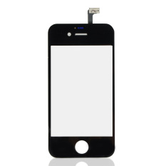 Fancytoy Replacement Touch Screen Glass Digitizer LNRG For IPhone 4.4GS Black AT&T - Intl