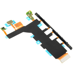 Fancytoy Volume Power Button Mic Flex Cable For Sony Xperia Z2 4G Version - Intl