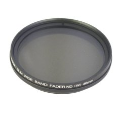 Fang Fang 46mm Slim Fader Variable Neutral Density Filter (Black)