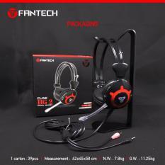 Fantech Headset Gaming HG-2 - Hitam Merah