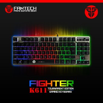 Fantech Keyboard Gaming K611 Fighter