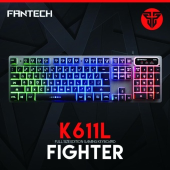 Fantech Keyboard Gaming K611L