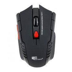 Fantech Mouse Gaming Wireless W4 - Hitam