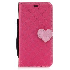 Flip Wallet Style simple pattern (PU leather and Soft TPU) Stand Protection phone case for Samsung Galaxy J510FN / J5 (2016) 5.2