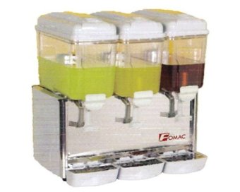 Fomac Juice Dispenser JPC3S - Hijau