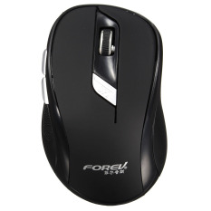 Autoleader FOREV 2.4GHz Wireless Ottico Scroll Mouse Gioco USB Dongle Per Computer Laptop (Intl)