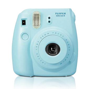 Fujifilm Fuji Instax Mini 8 Instant Camera (Blue) - Intl