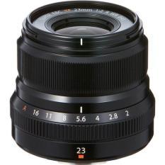 Fujifilm Fujinon XF 23mm F2 R WR Black