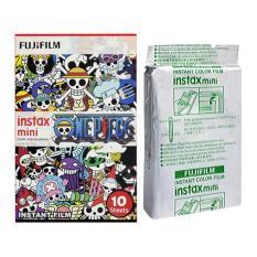 Fujifilm Instax Mini One Piece CN Instant 10 Film For Fuji 7.8 25 50.70 90 / Polaroid 300 Instant Camera / Share SP-1
