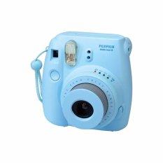 Fujifilm Instax Polaroid Camera Mini 8S - Blue