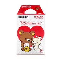 Fujifilm Refill Instax Mini Film Edisi Rilakkuma Heart