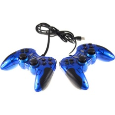 Gameshock Gamepad Double Getar New Turbo BF-713D