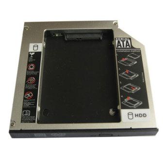Generic 2nd Hard Drive Ssd Caddy Adapter For Toshiba L630 L635 L650 L655 L670