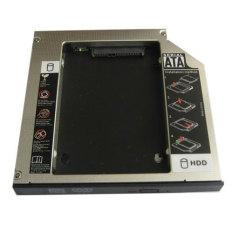 Generic Universal Laptop 2nd Hard Drive Dvd Bay Caddy 12.7mm Sata To Sata For Toshiba