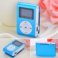 GETEK 32GB USB FM Radio MP3 Player (Blue) (Intl)